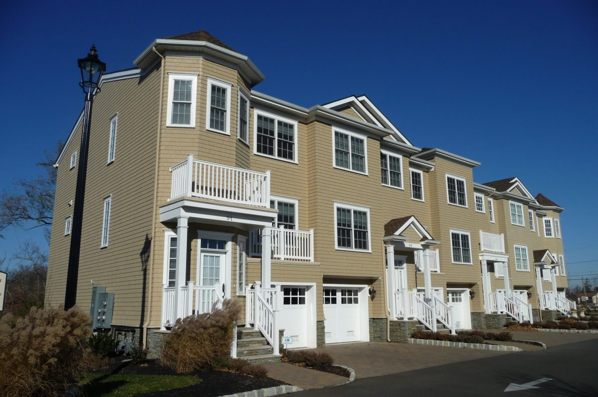 Old Wharf Park Condos Oceanport NJ 07757