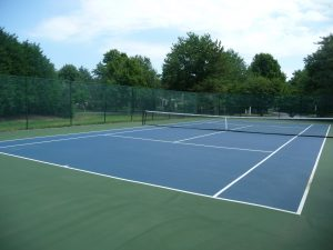 Alderbrook Tennis Court