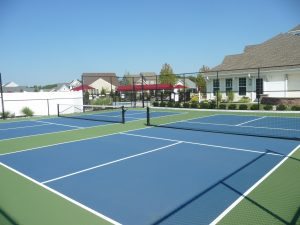 Regency at Trotters Pointe Pickel Ball Courts