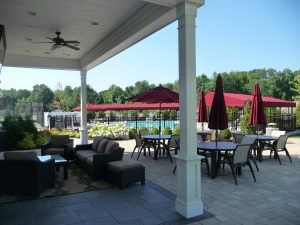 Regency at Trotters Pointe Community Patio