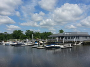 Oceanport Landing Marina, Oceanport NJ